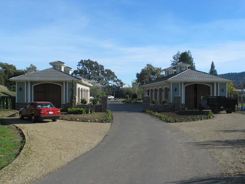 Wix architecture calistoga residence - Residence calistoga strening architects californie ...